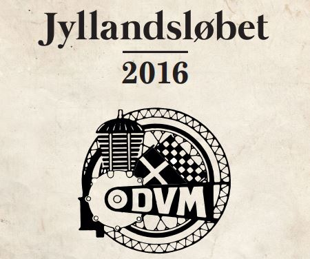Program til Jyllandsløbet 2016
