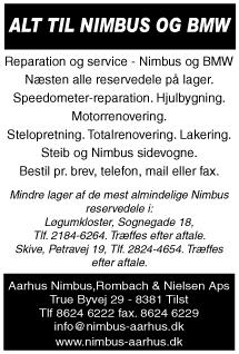 Aarhus Nimbus
