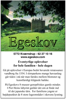 Egeskov slot