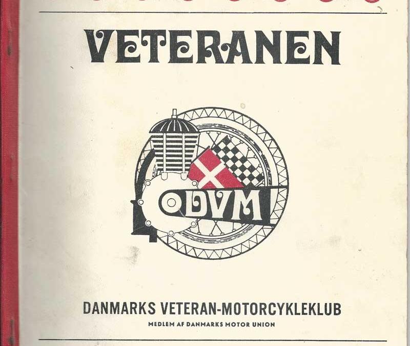 Veteranen forside 1975