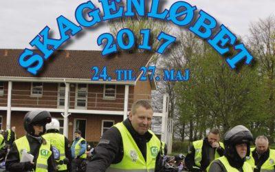 Program: Skagenløbet 2017