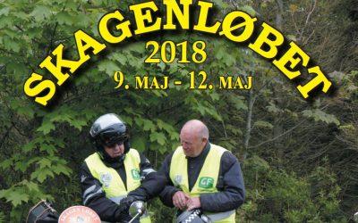 Program til Skagenløb 2018
